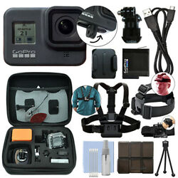 Kyпить GoPro HERO8 Black 12 MP Waterproof 4K Camera Camcorder + Ultimate Action Bundle на еВаy.соm