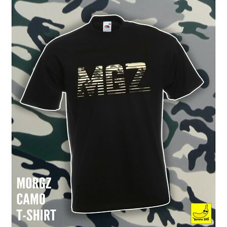 img-Morgz Camo Kids Youtuber T-Shirt Team MGZ Camouflage Special Gaming Gamer Merch