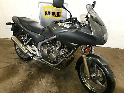 Yamaha XJ600 Diversion, Grey, 1994, 31,000 miles, delivery