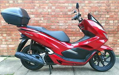 68 Reg Honda PCX 125, One owner from new with ONLY 787 Miles