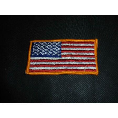 img-Genuine issue US Army Military Stars & Stripes Identity Patches / Badge