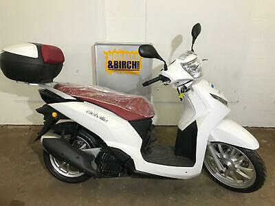 Peugeot Belville 125, Brand new 2019, Scooter, White