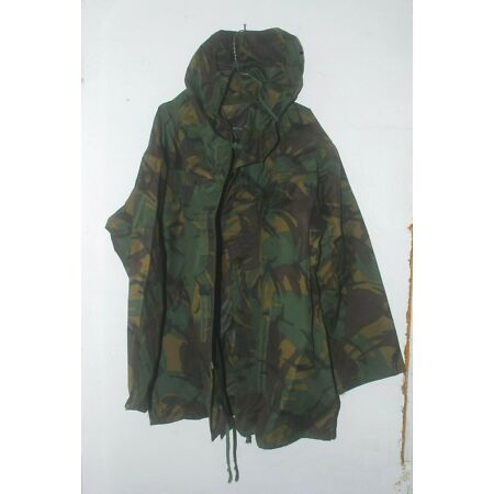 img-BRITISH ARMY CAMO PVC WATERPROOF JACKET:VARIOUS SIZES:SEE DESCRIPTION SECTION