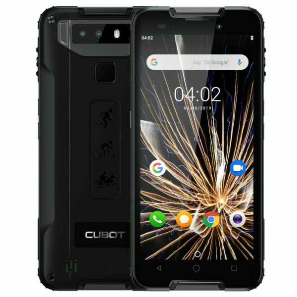 4G  Cubot Quest Android Smartphone 4GB+64GB 12MP Octa-Core Dual SIM Cellulari