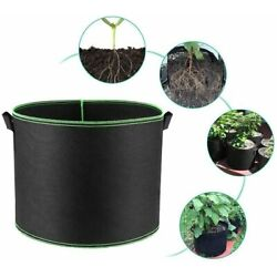 Kyпить 5-Pack Grow Bags/Aeration Fabric Pots w/Handles на еВаy.соm
