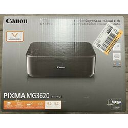 Kyпить Canon PIXMA MG3620 Home Office Wireless All-In-One Inkjet Printer, INK INCLUDED на еВаy.соm