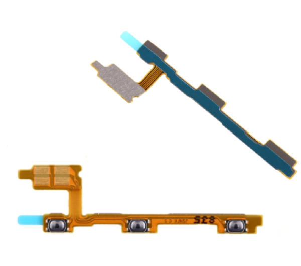 Éterville,France Y9 2019 Flex cable button switch contactor flexible on off volume + -