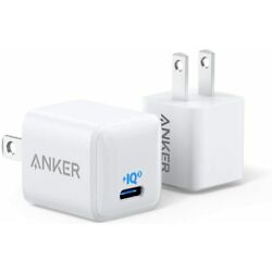 Kyпить Anker PowerPort III Nano 18W USB C Fast Charger PIQ 3.0 for iPhone 12 / 11 / XS на еВаy.соm