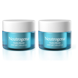 Kyпить Neutrogena Hydro Boost Hydrating Water Gel Face Moisturizer, 1.7 oz  (Pack of 2) на еВаy.соm