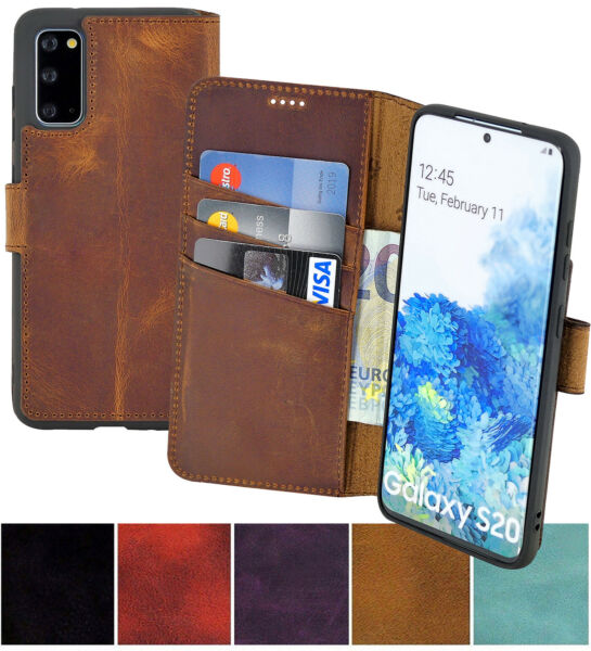 AllemagneCover for Samsung Galaxy S20 Case Genuine  Case Cover Wallet Case