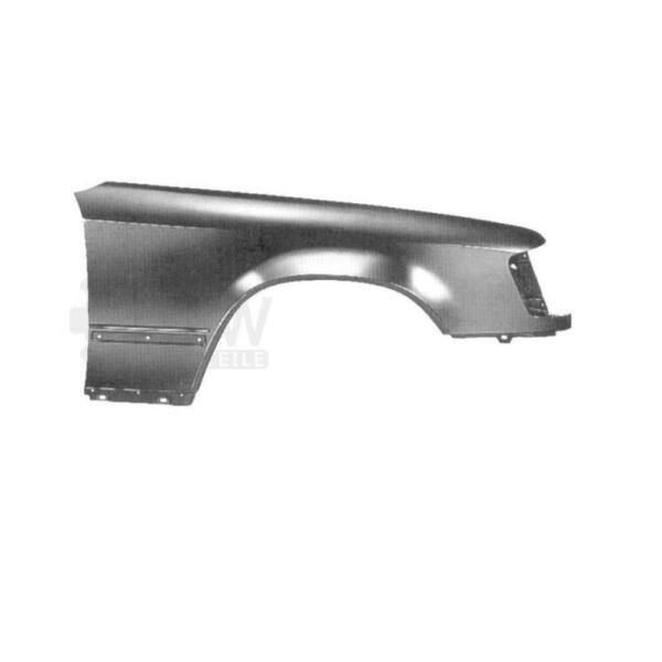 AllemagneGuardabarros FENDER Frontal Derecho Mercedes W124 Año Fab. 12.84-6.95 K9A