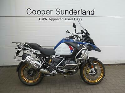 BMW R 1250 GS ADVENTURE RALLYE TE 2020 *free nationwide delivery*