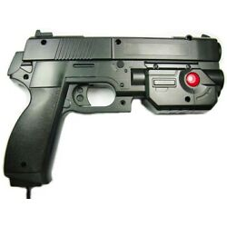 Kyпить Ultimarc AimTrak Arcade Light Gun, RED, BLUE, BLACK, for MAME,Win,PS2 FREE SHIP на еВаy.соm