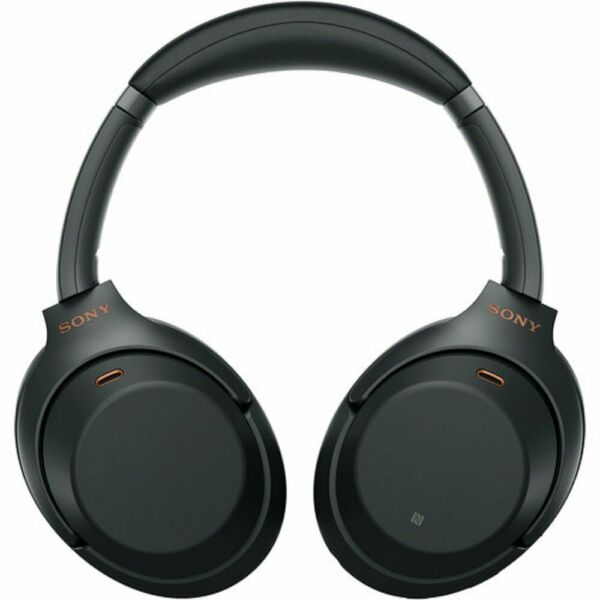 Sony WH-1000XM3 Wireless Rumore-Annullato Over-Ear Cuffie Nero