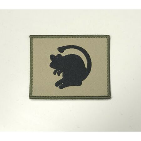 img-4th Infantry Armoured Brigade Rat Badge, Army TRF Patch, Military Hook & Loop OG