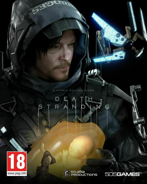 DEATH STRANDING per PC - ORIGINALE COMPLETO ITALIANO - STEAM ACCOUNT