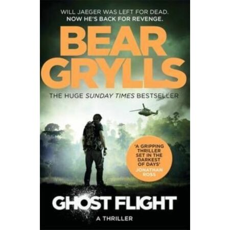 img-Bear Grylls - Ghost Flight *NEW* + FREE P&P
