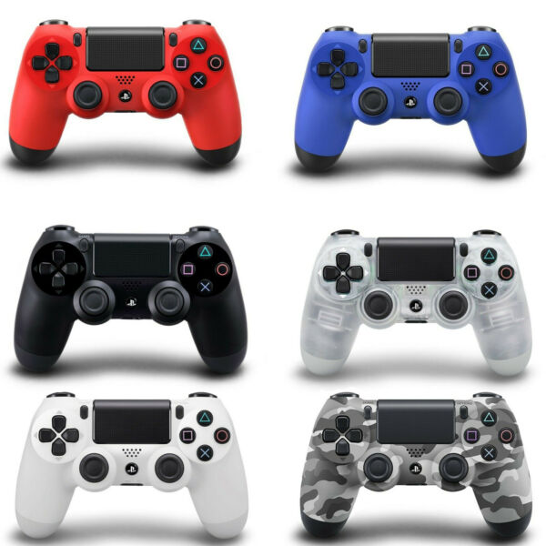 New Sony Playstation 4 Controller PS4 Wireless mehrere Farbe Control Pad 2020