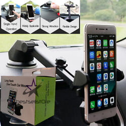 Kyпить 360° Mount Holder Car Windshield Stand For Mobile Cell Phone GPS iPhone Samsung на еВаy.соm
