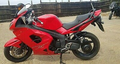 Triumph Sprint ST 1050 ABS 2007 Good clean bike but with a poorly engine.