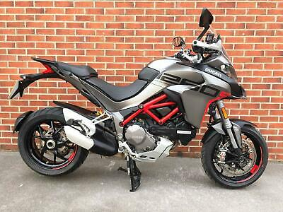 Ducati MULTISTRADA 1260 GRAND TOUR 2020 MODEL