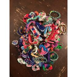 Kyпить Lot of Rainbow Loom Bracelets на еВаy.соm