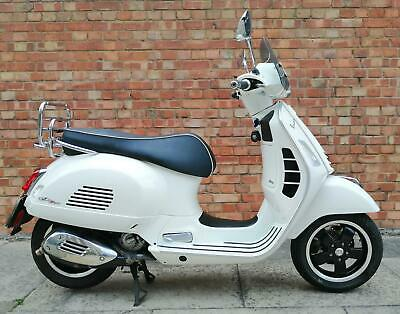 2019 Vespa GTS 300, immaculate condition with 1604 miles