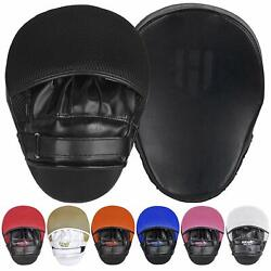 Punching Mitts Kickboxing Training Punch MMA Boxing Mitts Hand Target Focus Pads