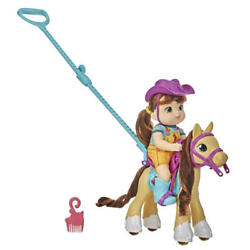 Kyпить Littles by Baby Alive, Lil' Pony Ride, Little Mandy Doll and Pony with на еВаy.соm