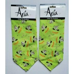 Adopt Me Bandana's For Dogs 19'' x 19'' (Set of 2)