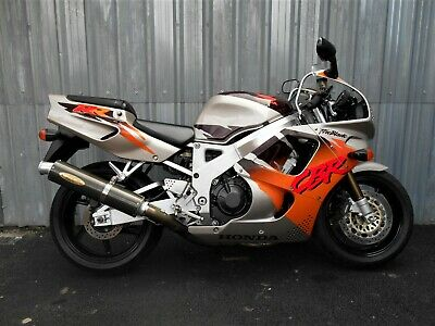 honda cbr900rr fireblade 1995 urban tiger part exchange
