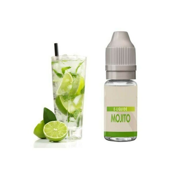 Dijon,FranceE liquide  60ml Mojito / Fabrication France arome naturel 0/3/6/12mg/ml Nicotine