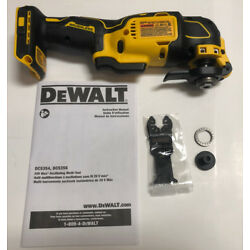 Kyпить NEW DEWALT DCS354 DCS354B 20V Volt MAX ATOMIC Brushless Oscillating Multi-Tool на еВаy.соm