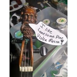 Lonesome Pine Original Violin Rosin handcrafted free shipping!!  one cake