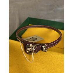 "Kyпить Goyard ""Edmond"" Leather Bracelet на еВаy.соm"