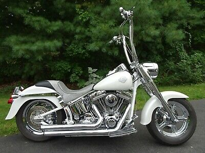 2003 Harley-Davidson 100th Anniversary Softtail Fat Boy FLSTFI