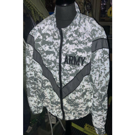 img-US Army PFU Reflective Digital Lightweight Water Repellent Wind Breaker Jackets