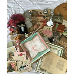 Kyпить Vintage GRANDMA Random Lot Junk Drawer Collectibles  на еВаy.соm