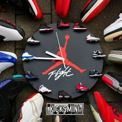 Kyпить Ultimate Sneakerhead Gifts 3D mini Sneakers Clock USA Sellers Best Holiday Gifts на еВаy.соm