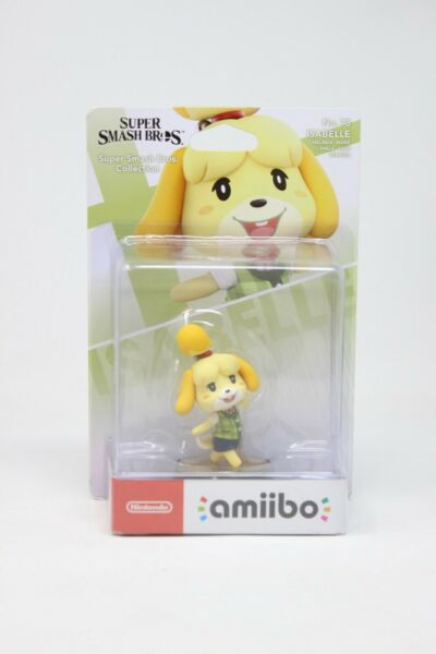 Espagne Amiibo Animal Crossing Isabelle Nº 73 Neuf Scellé