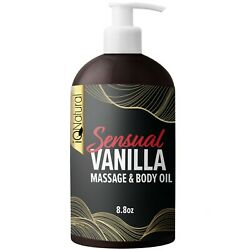 Kyпить Sensual Vanilla Massage Oil на еВаy.соm