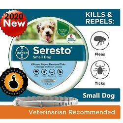 Kyпить Bayer Seresto Flea and Tick Collar for Small Dog Up to 18lbs,8 Months Protection на еВаy.соm