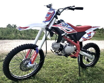 125cc Dirt Bike 4-Speed Manual Pit Bike