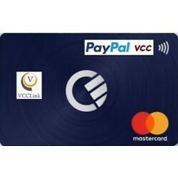 Kyпить VCC For Paypal verification Work Worldwide Fast Delivery на еВаy.соm