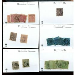 Kyпить EARLY VICTORIA USED LOT Australia used Cat $200 approx. на еВаy.соm