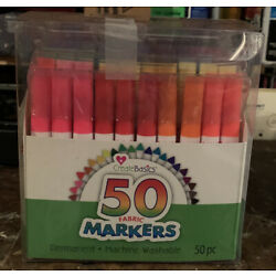 Kyпить Create Basics 50 Permanent Fabric Markers Craft на еВаy.соm