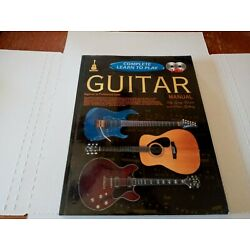 Kyпить COMPLETE LEARN TO PLAY GUITAR MANUAL with CDs на еВаy.соm