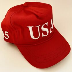 Kyпить Official USA 45th Presidential Hat Donald Trump Authentic Cali Fame MAGA ???????? на еВаy.соm
