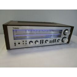 Kyпить Vintage Technics SA-500 Stereo Receiver w/ LED Upgraded Dial Lamps ------> Cool! на еВаy.соm