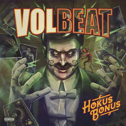 Kyпить VOLBEAT Hokus Bonus RSD 2020 Record Store Day Black Friday Grey Vinyl Limited  на еВаy.соm